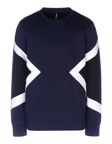 niel barrett sweatshirt love it collection: Autumn-Winter 2014