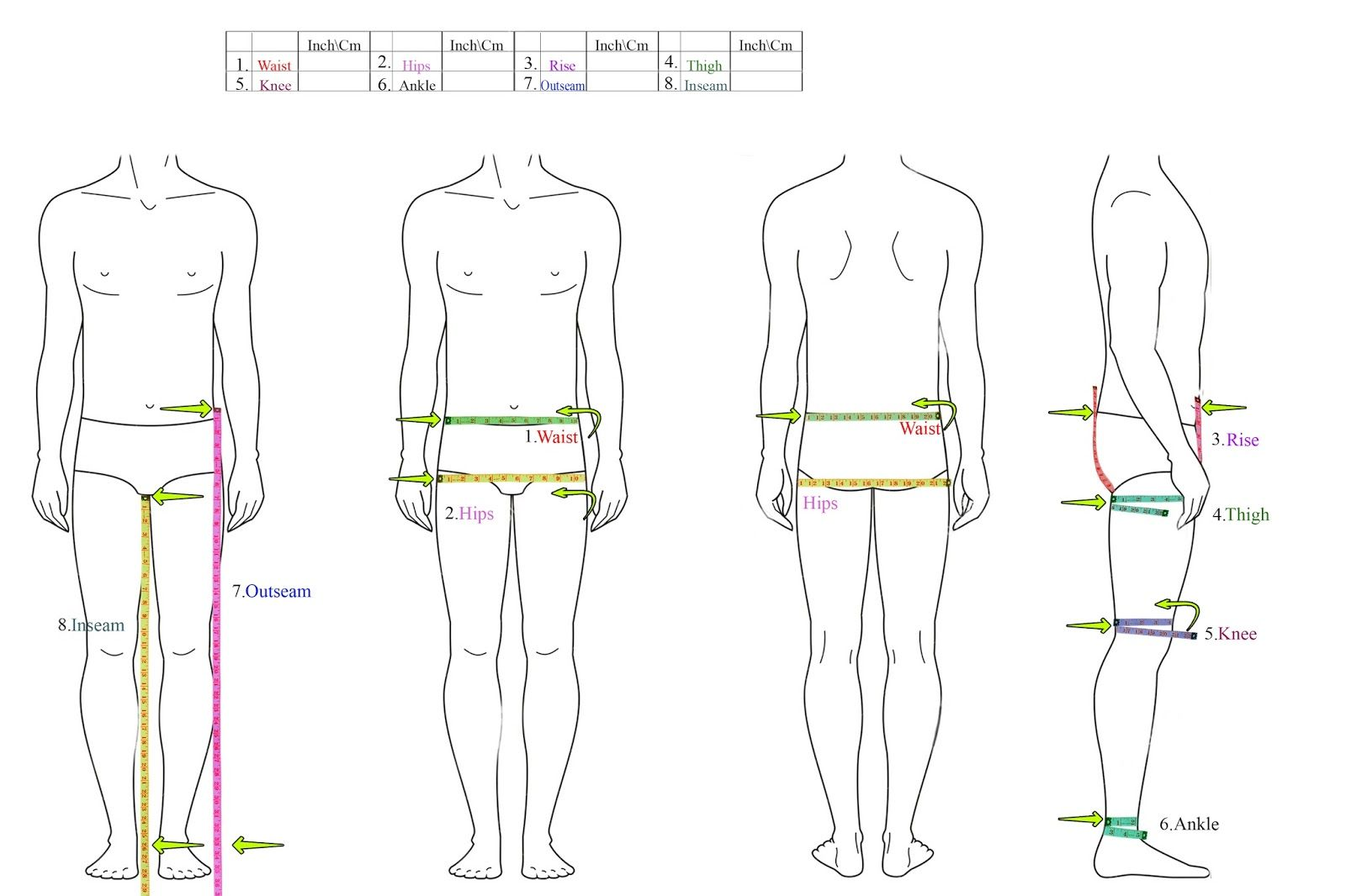 How to make a male trouserspants pattern men pants