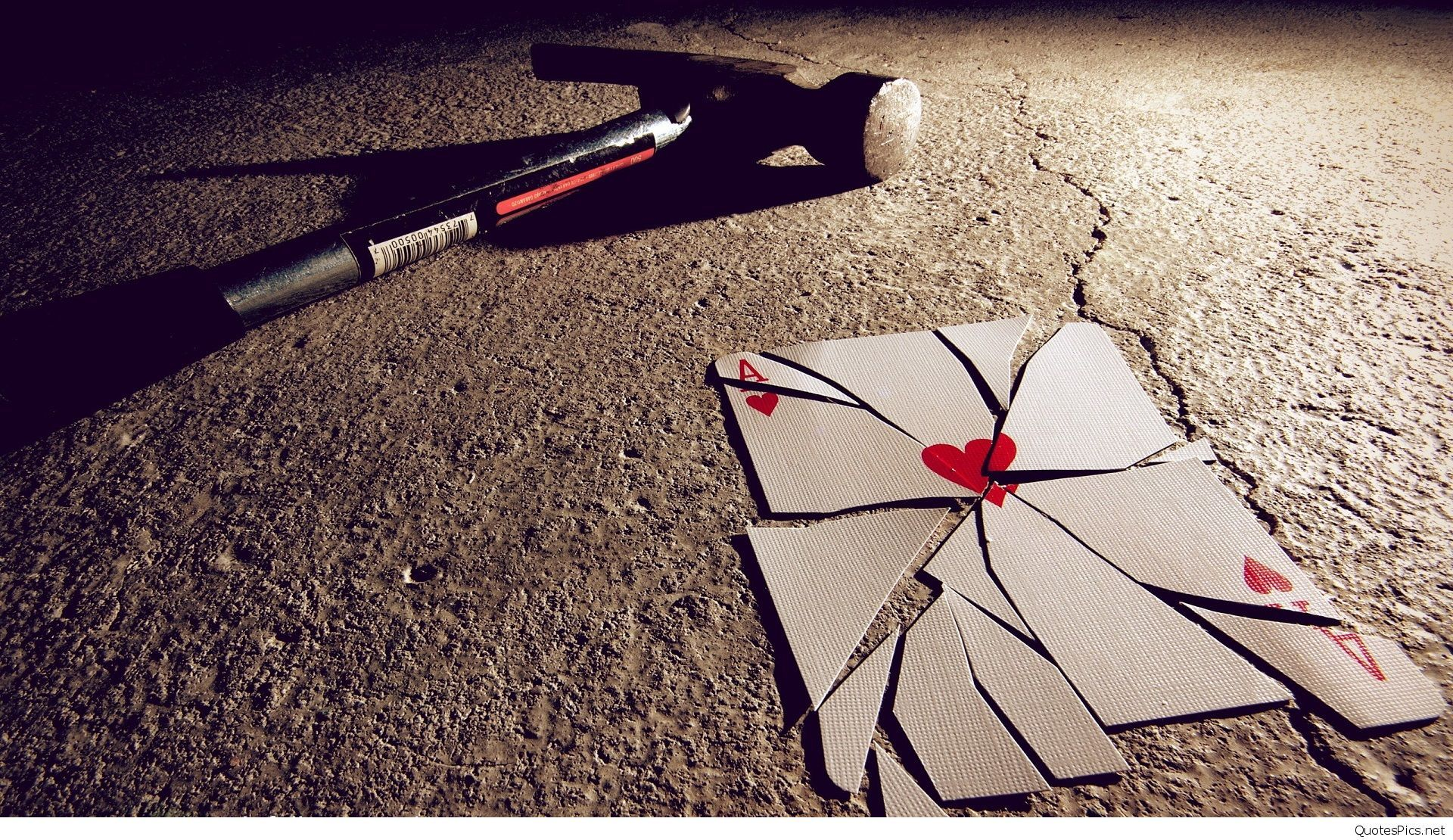 Awesome Broken Heart Wallpapers And Pics