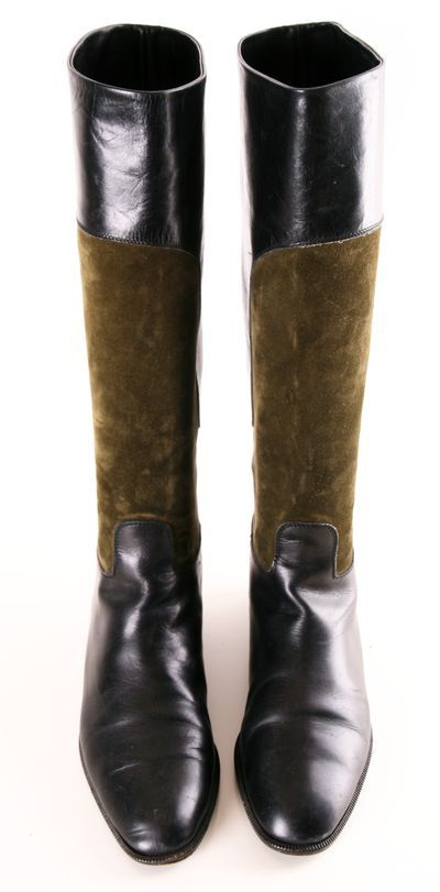 35f24a5785 Fall boots, Gucci Stivali Con Tacco, Stivali Alti, Stivali Da Equitazione,  Armadio