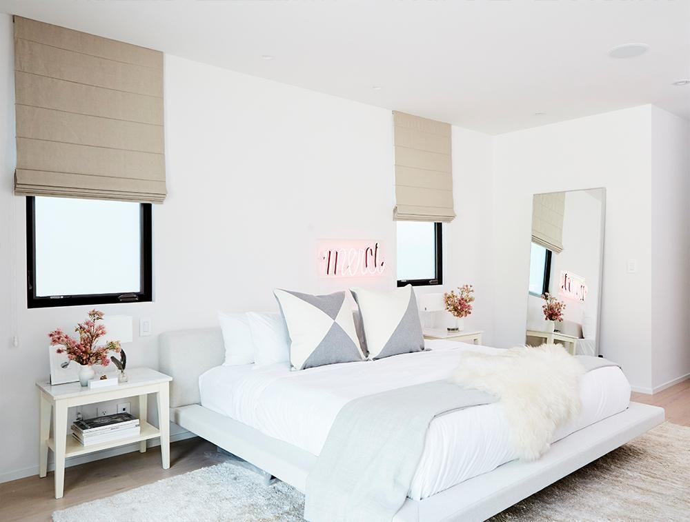Step Inside Jen Atkinu0027s Modern Home Makeover By Consort. Fresh, Modern,  Minimal,
