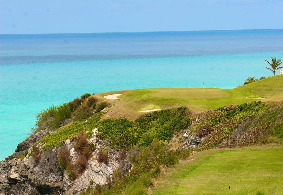 The PGA Grand Slam of Golf returns to Bermuda's shores this October. Port Royal Golf Course