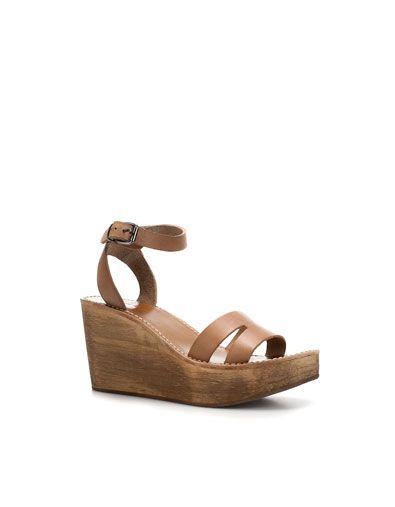 CUNHA MADEIRA - Sapatos - Mulher - ZARA