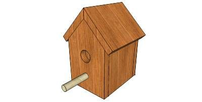 Birdhouse - 3D Warehouse
