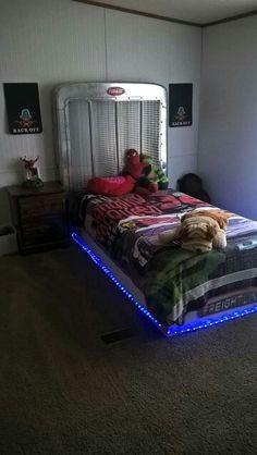 semi truck bed idea truck bedroom pinterest truck bed room