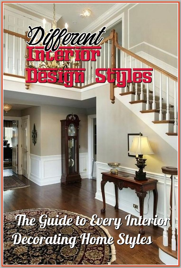 Ultimate Guide On Different Interior Design Styles Modern