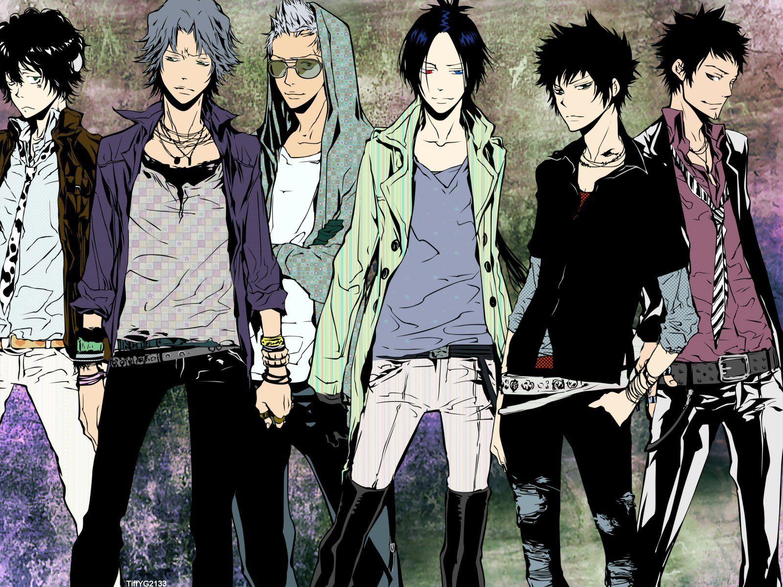 Awesome Anime Wallpaper AnimewallpapersCool Anime Boy