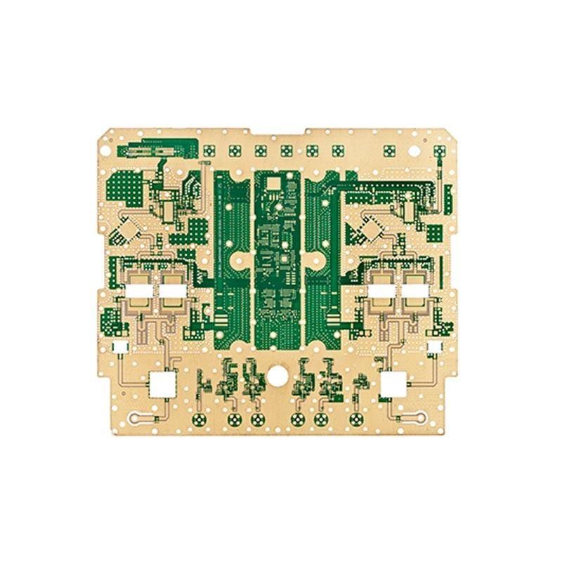 High Frequency Board Ro4350 Board Hybrid Pcb Board Process Iot Smart Home Pcb Design Phone Companies
