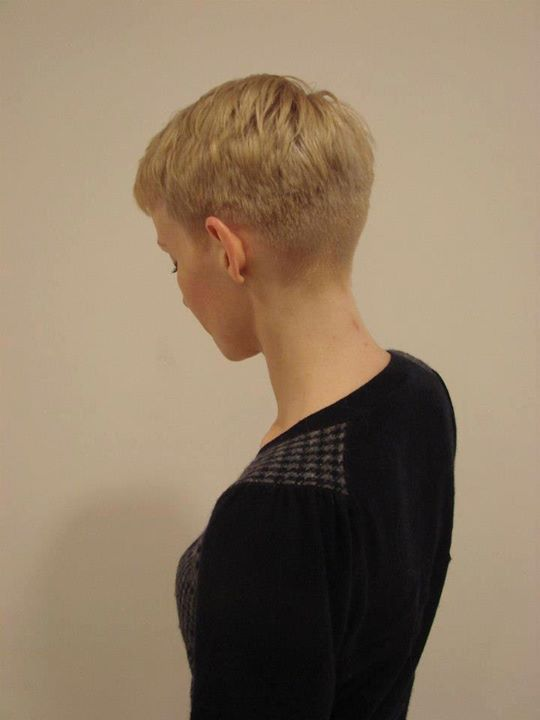 Soft Short Back And Sides Short Female Hairstyles Hair