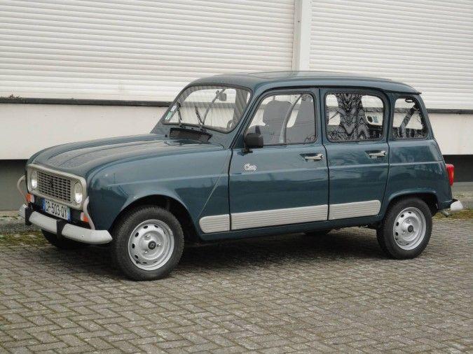 Garage De Lest : Te koop renault r gtl clan oldtimers en klassiekers garage