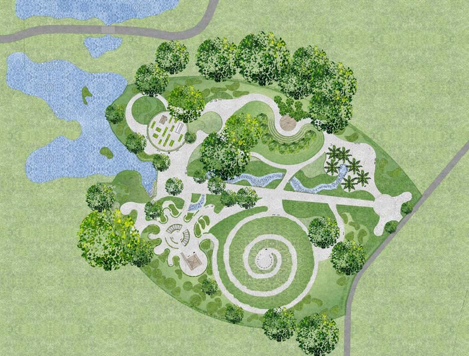 Franklin Children S Garden Janet Rosenberg And Studio