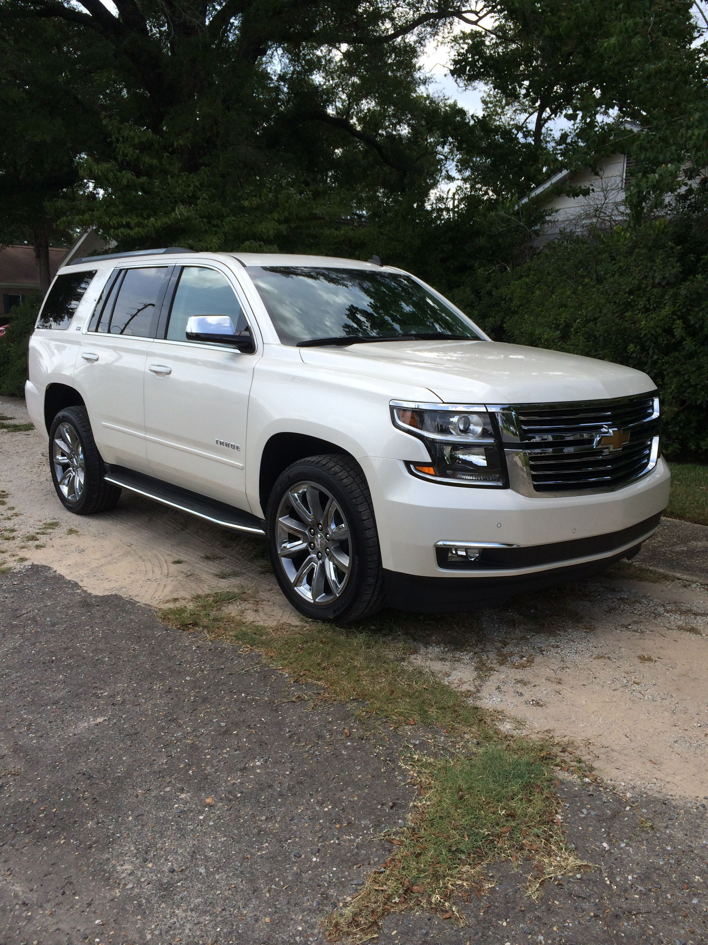 2015 Chevy Tahoe Ltz Great Suv Our Current Family Suv Chevy Tahoe Ltz 2015 Chevy Tahoe Chevy Tahoe