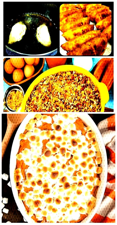 Sweet Potato Fried Pies Sweet Potato Fried Pies,