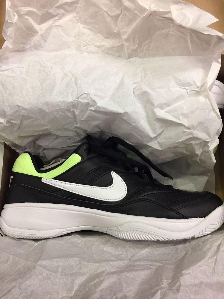 1b7d4a4832cc1 Nike Men's Court Lite Tennis Shoes size 10 style 845021-005 #fashion # clothing #shoes #accessories #mensshoes #athleticshoes (ebay link)