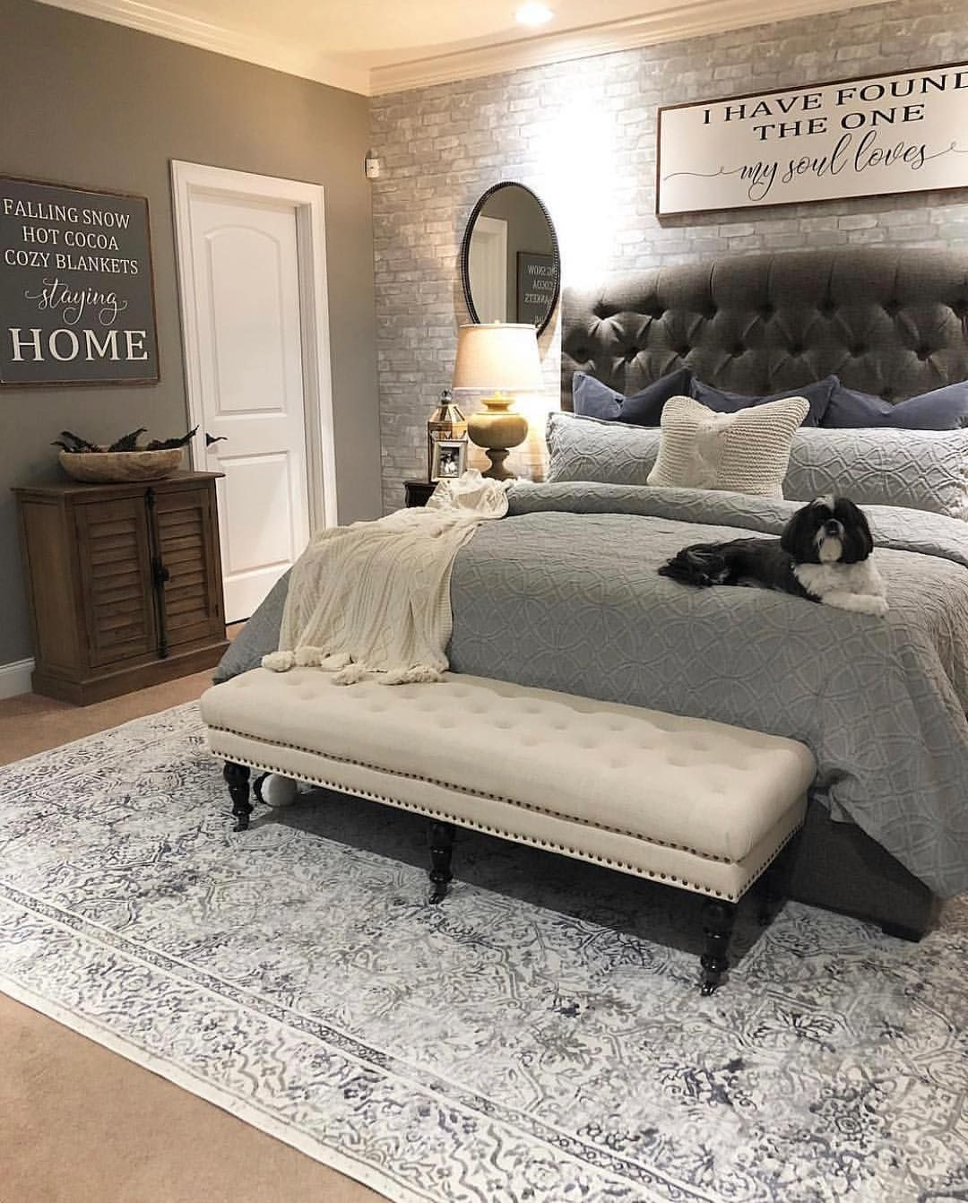 Beautiful Furniture Stores: Beautiful And Cozy Bedroom By @ourhouseofthree .. What