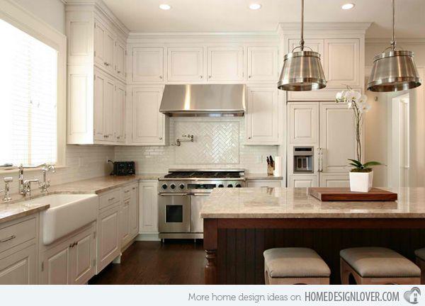 Modern Farmhouse Kitchen Design 17 charming farmhouse kitchen designs youll love. 10 elements of a