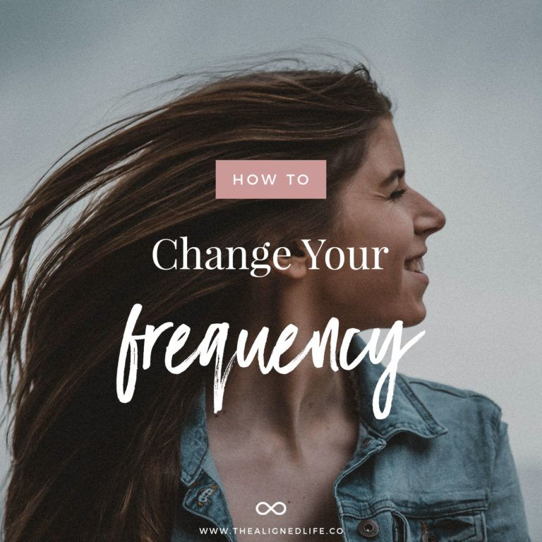 How to change your frequency law of attraction planner