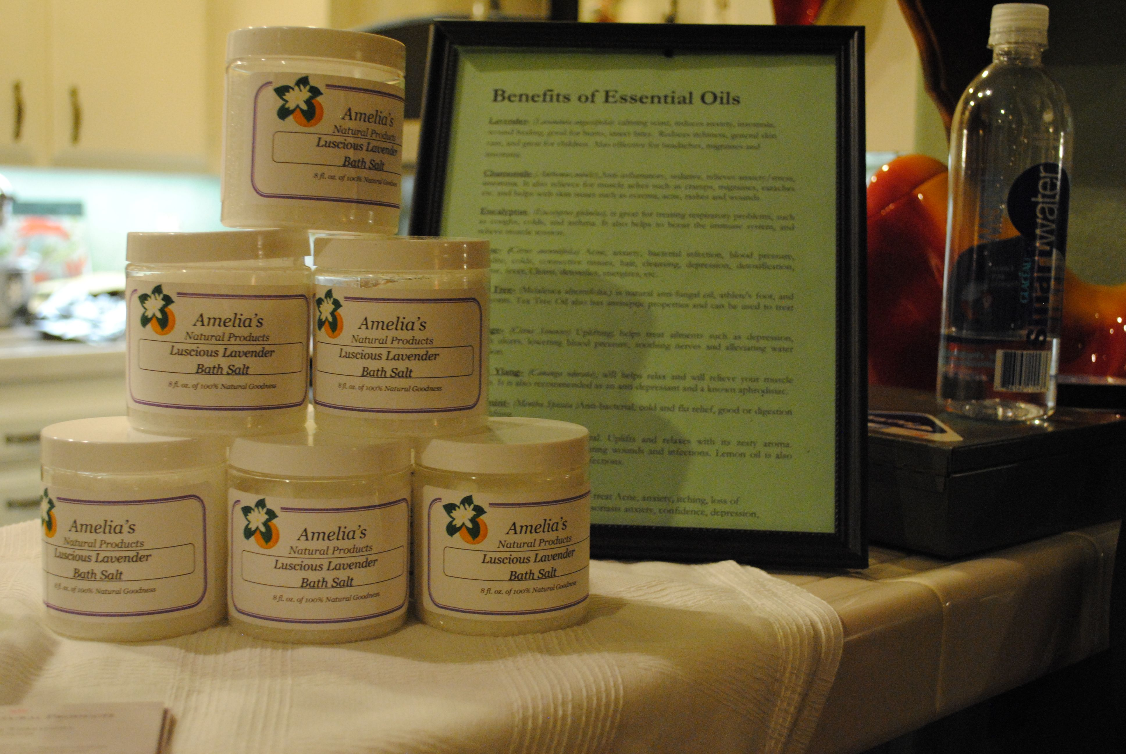 Amelia's Natural Products