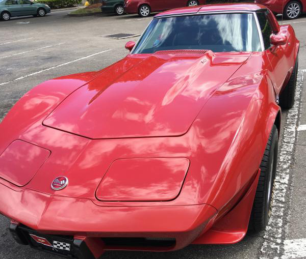1976 Corvette T Top For Sale In Florida 76 Stingray Numbers Matching Frame On Corvette Corvette For Sale Chevy Corvette For Sale