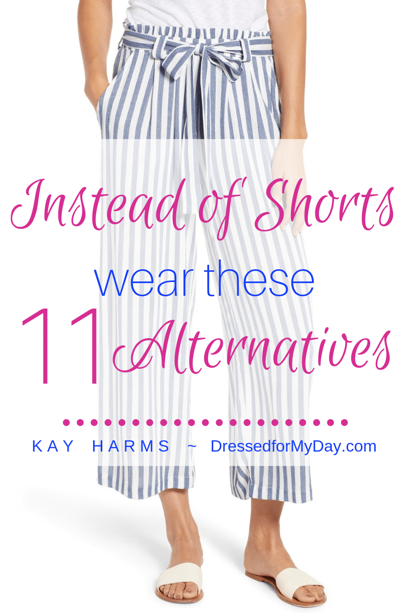 Instead Of Shorts Wear These 11 Alternatives Dressed For My Day What To Wear Instead Of Summer Outfits Women Fashion Tips For Women Simple Summer Dresses [ 1200 x 800 Pixel ]