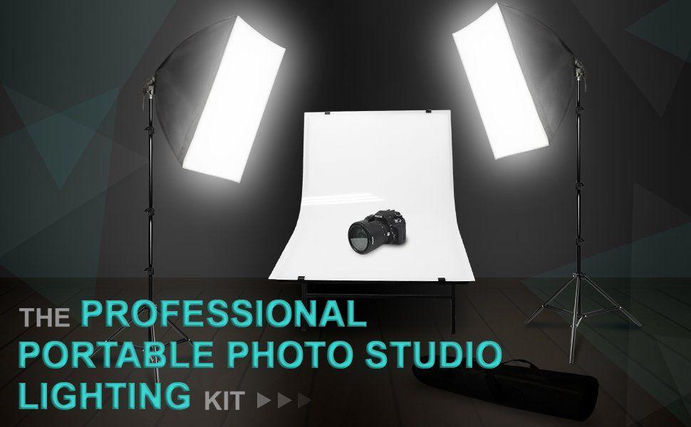amazon com limostudio 700w photography softbox light lighting kit