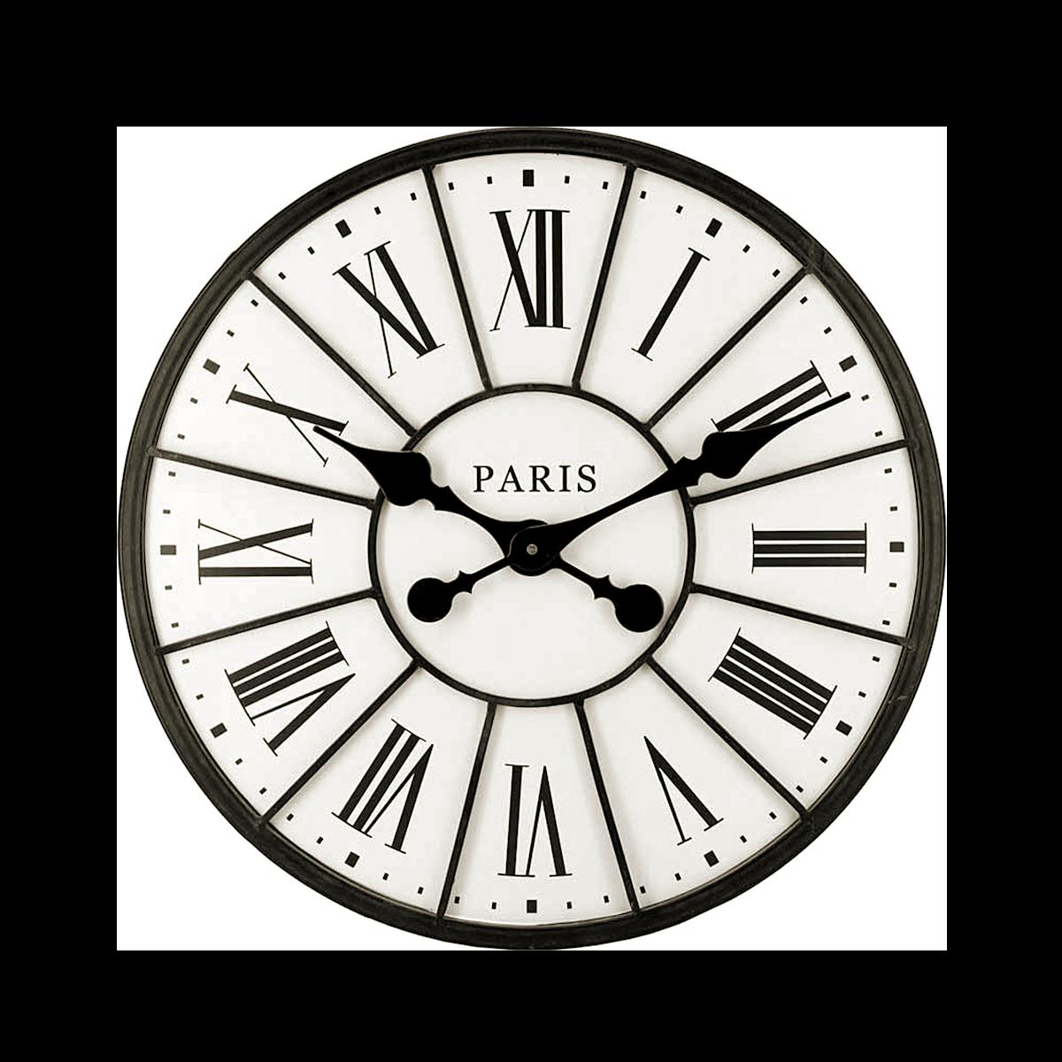 render objets renders cadran horloge heure paris