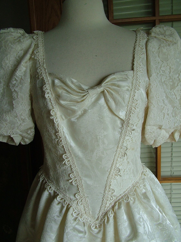 Wedding dress scott mcclintock s bridal gown short dress
