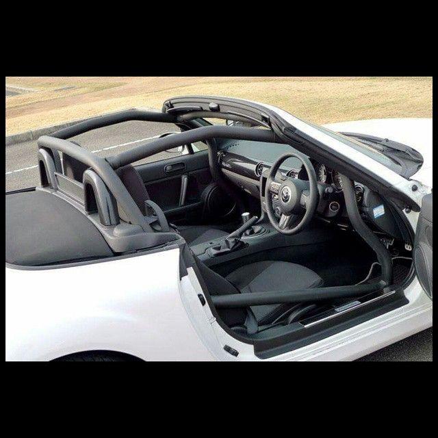 Saito Roll Cage For The Nc By Rev9autosport Topmiata Mazda Miata Mx5 Eunos Roadster