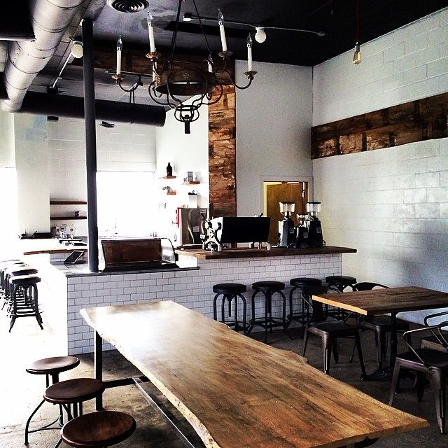 Build Outs Of Summer Pour Coffee Parlor Now Open In Rochester Ny