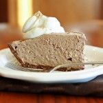 German Sweet Chocolate Pie ~ 7 Days of Memory Making ~ Day 2