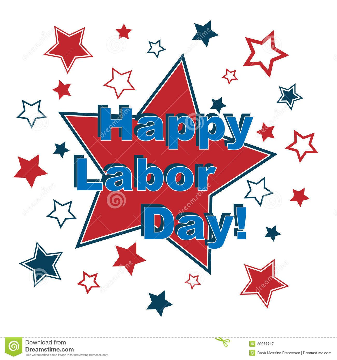 Happy Labor Day Stock Vector Illustration Of Words Graphic 20977717 Labor Day Quotes Labor Day Clip Art Happy Labor Day