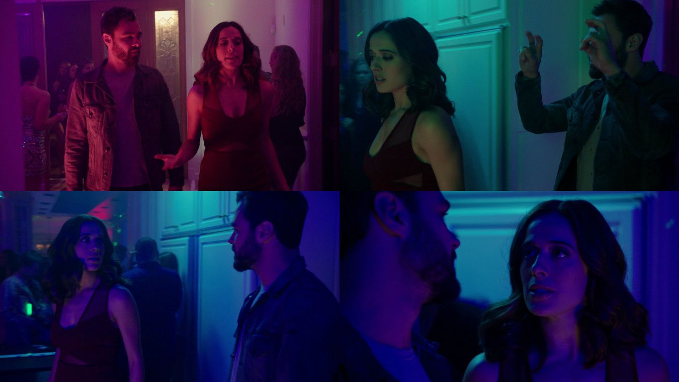 """Ruzek: Hey, so, uh, discussing our relationship with an ex-con, huh? Burgess: We started talking. It came up. Eddie's a nice guy. Ruzek: He's a nice guy? Kim, he wants to have, like, a """"talk"""" with me later. Burgess: Yeah, well, he does have a point. I mean, our wedding is still this amorphous thing and Platt is, like, halfway to the altar by now. (3x11)"""