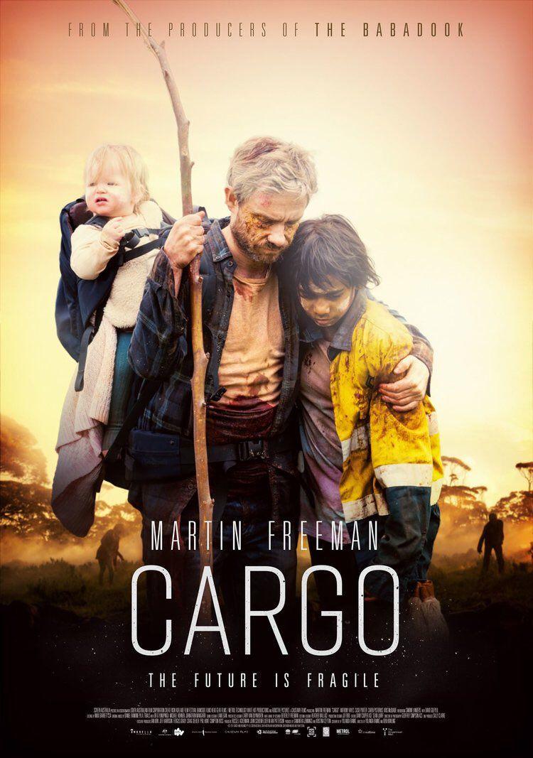 Martin Freeman Slowly Zombifies In First Cargo Trailer Http Www Themoviewaffler Com 2018 03 Martin Freema Martin Freeman Netflix Original Movies Funny Films