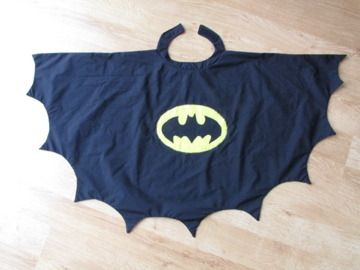 how to make a batman mask out of fabric