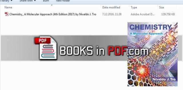 Chemistry a molecular approach 4th edition pdf free download chemistry a molecular approach 4th edition pdf free download fandeluxe Choice Image