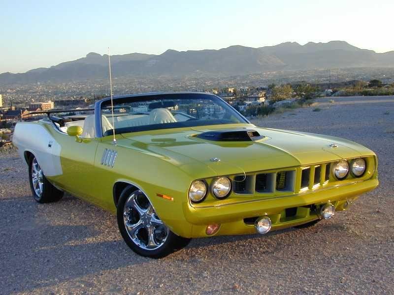 1971 hemi cuda convertible love american style pinterest rh pinterest com