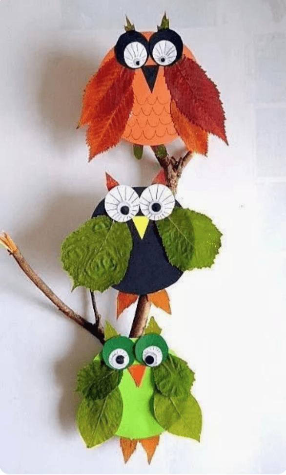Quatang Gallery- Herfst Is Knutselen Met Je Kind Leestijd 1 Minuut In 2020 Herfst Knutselen Herfst Knutselen Kinderen Knutselen Voor Kinderen