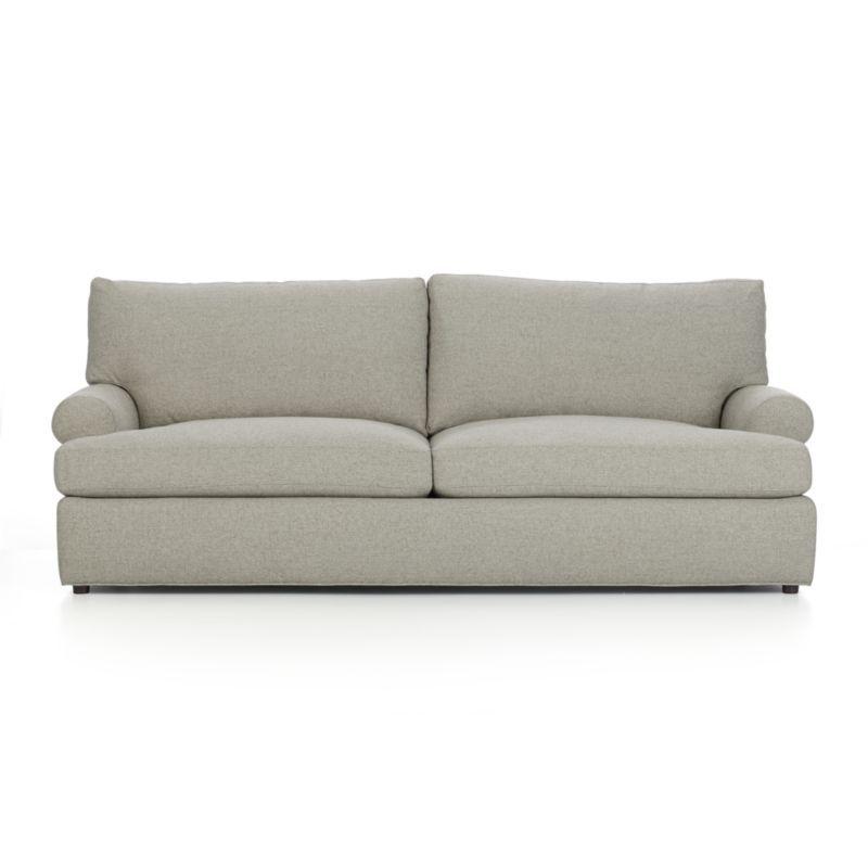 Ellyson Sofa Crate And Barrel Looks Super Comfy Amp Has