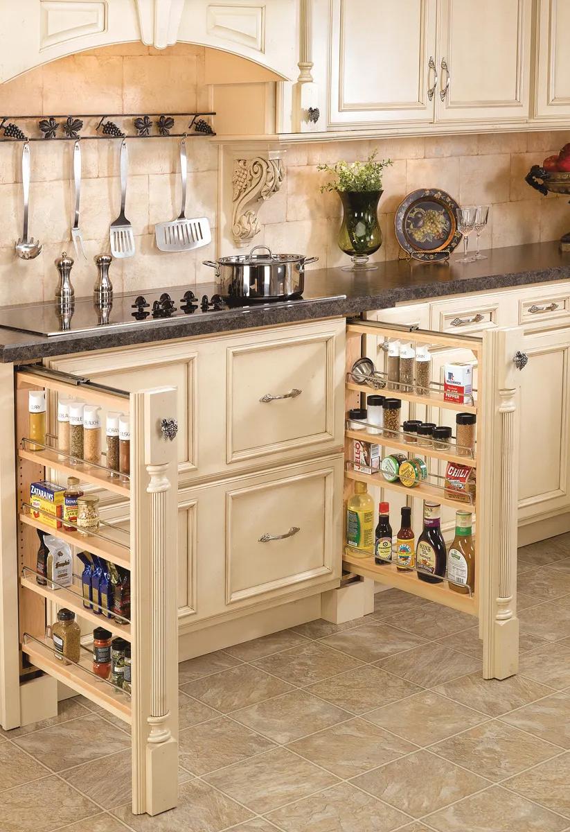 Rev A Shelf 432 Bfsc 3c Build Com Kitchen Cabinet Design New Kitchen Cabinets Kitchen Cabinets