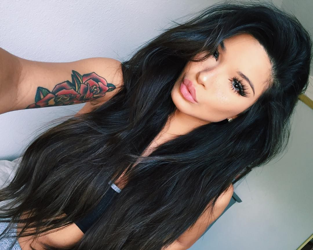 Black Long Hair Style: Pin By Pinky Didi On Blonde Ambition In 2019
