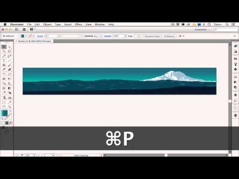 How To Tile Print In Photoshop