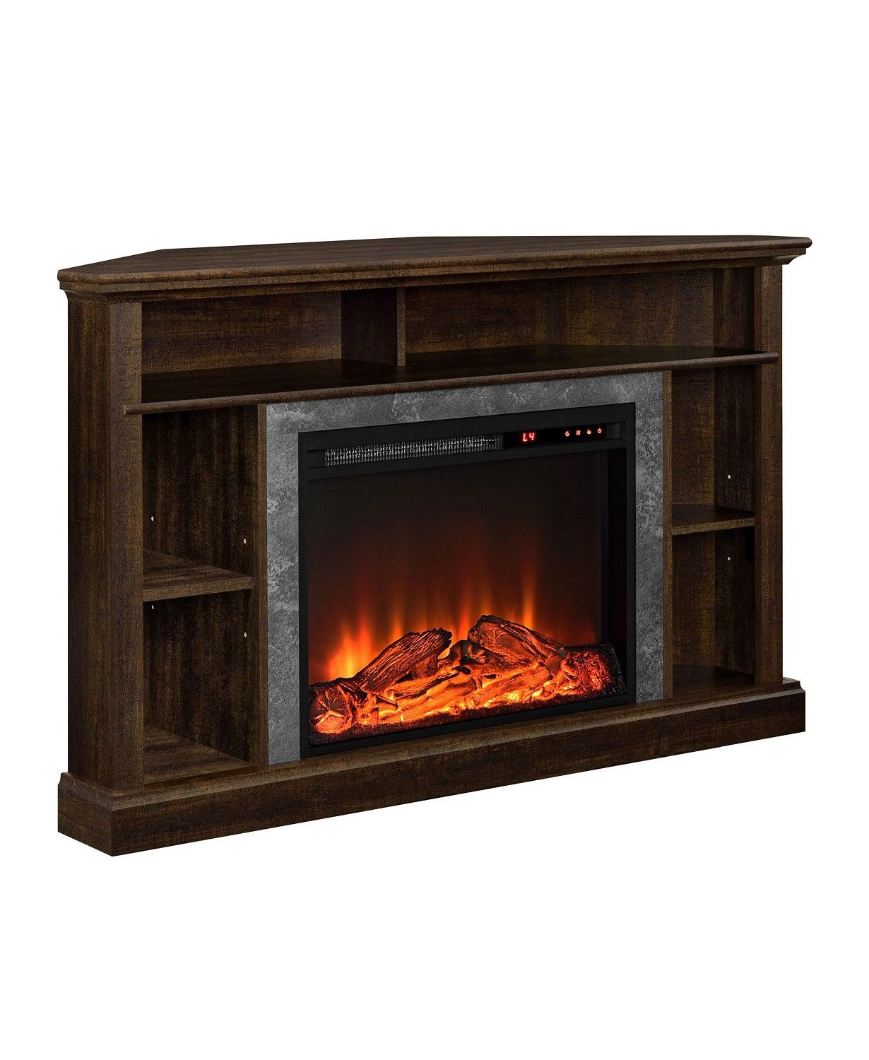 electric fireplace nebraska furniture mart on ameriwood home rio electric corner fireplace for tvs up to 50 inches reviews furniture macy s fireplace tv stand electric fireplace tv stand corner fireplace pinterest