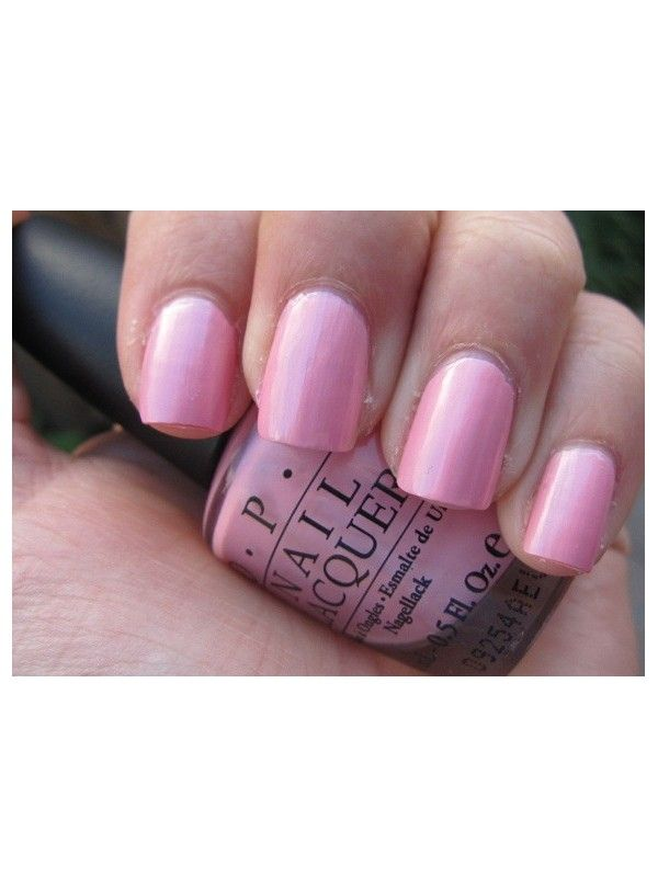 Pinking of You - OPI-I have this, it seems a little Barbie...if you ...