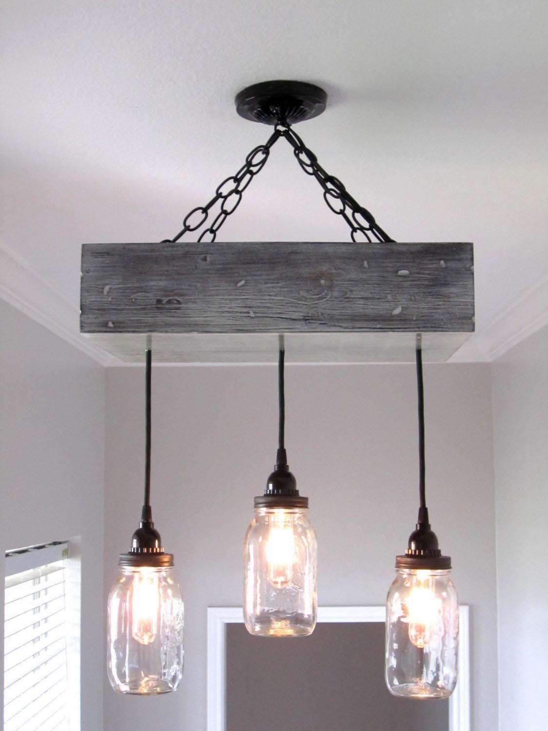 50 easy rustic style lighting fixture plans to complete your new home farmhouse ceiling light