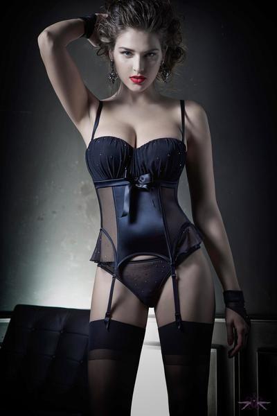 38e69a60212016 Oroblu Temptation Strass Corset Silk Stockings, Stockings Lingerie, Italian  Lingerie, Luxury Lingerie,