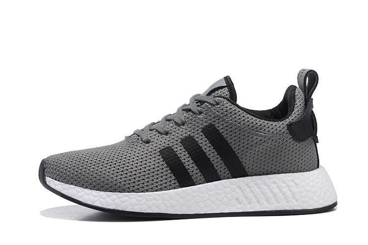 adidas nmd 5 boost grå sort hvid