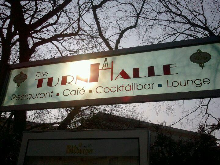 Restaurant Turnhalle Berlin