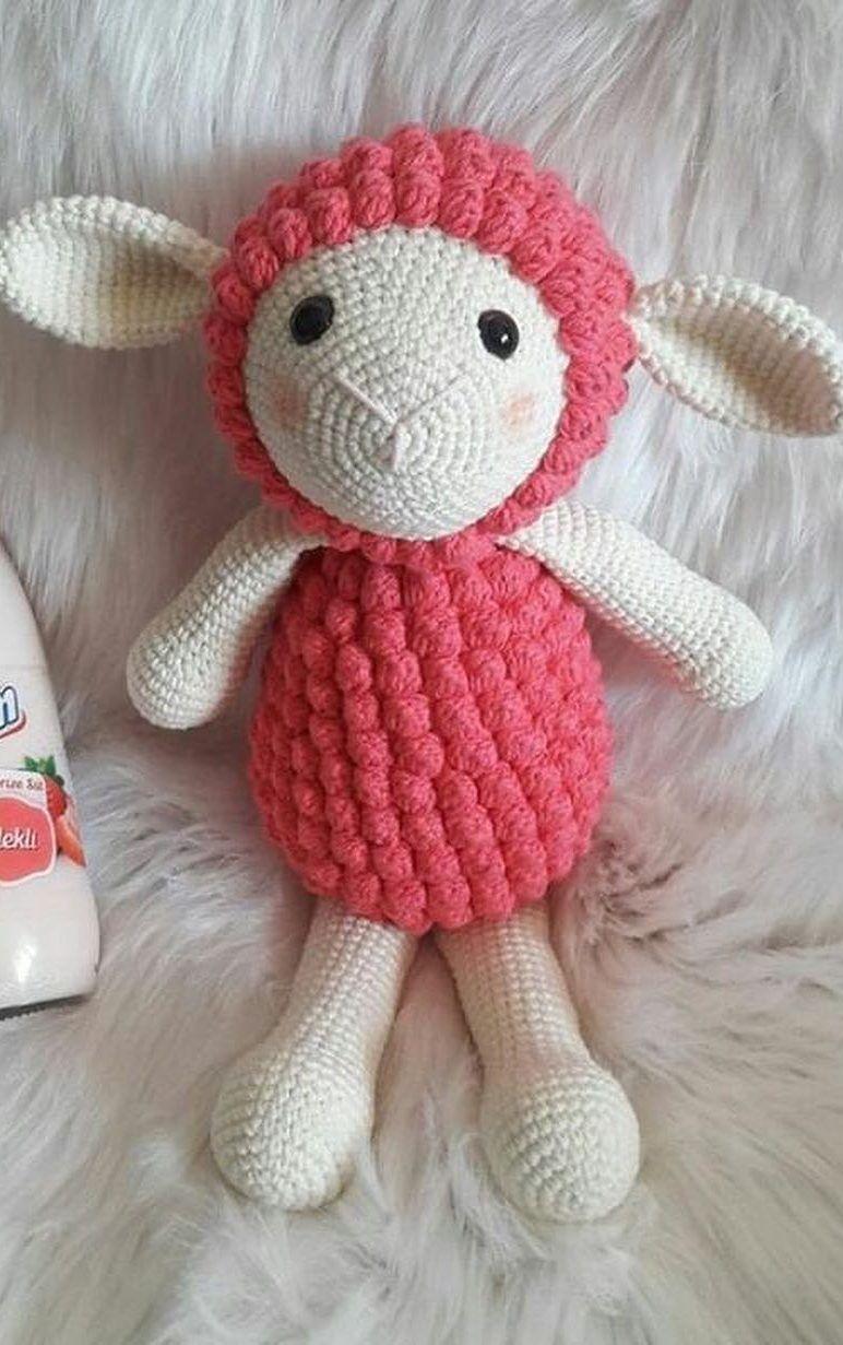 Superb and Easy Amigurumi Dolls Free Patterns (con imágenes ... | 1231x772