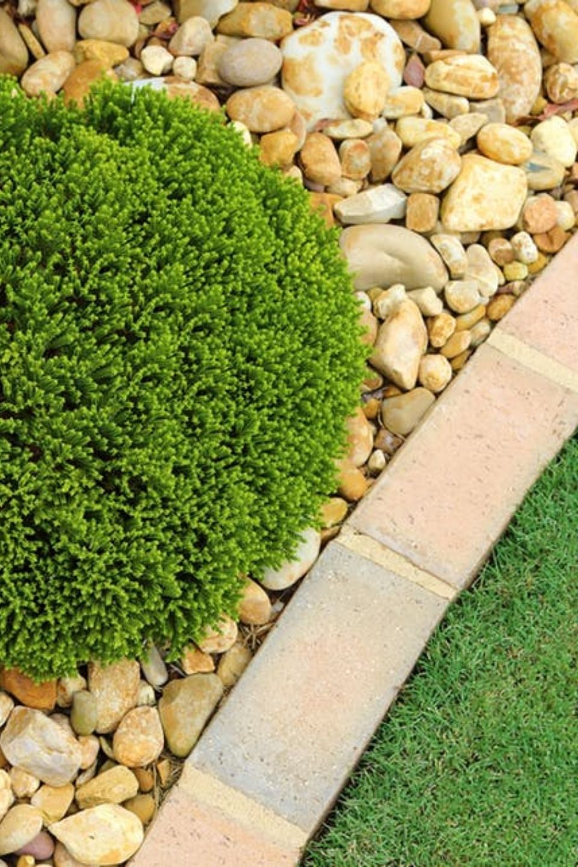 The Secrets Behind A Balanced Landscape Hardscape And Softscape Basics Hardscape Lawn And Garden Landscape Design