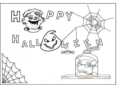 printable happy halloween party invitations mussolini van houten